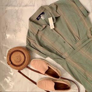 NWT Francesca's Kendra Wrap Dress